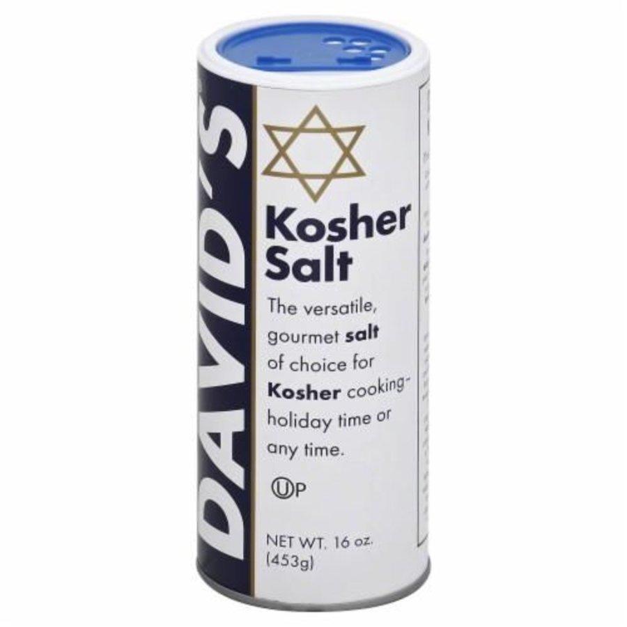 David's Kosher Salt, 454g