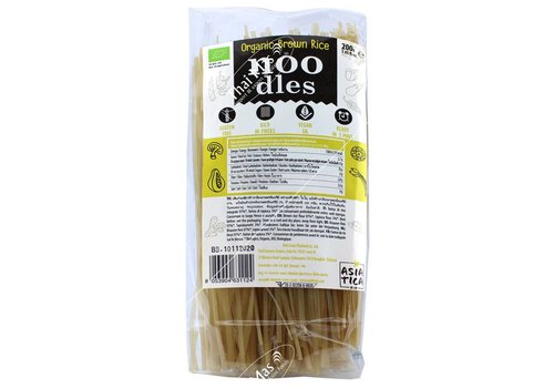 Asiatica Organic Brown Rice Vermicelli, 200g