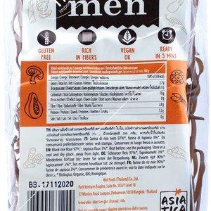 Asiatica Organic Back Rice Ramen, 200g
