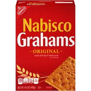 Nabisco Graham Crackers, 408g