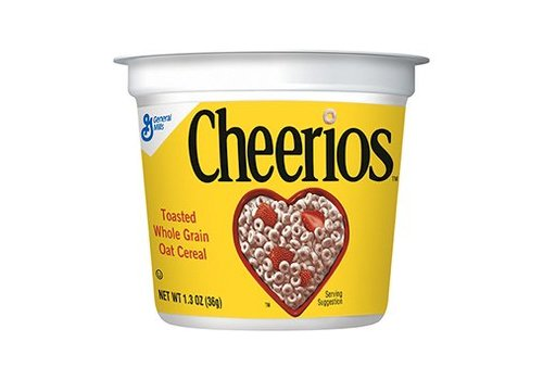 General Mills Cheerios Cup, 36g
