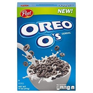 Post Oreo O's Cereal, 311g