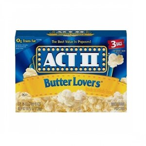Butter Lovers Popcorn, 234g