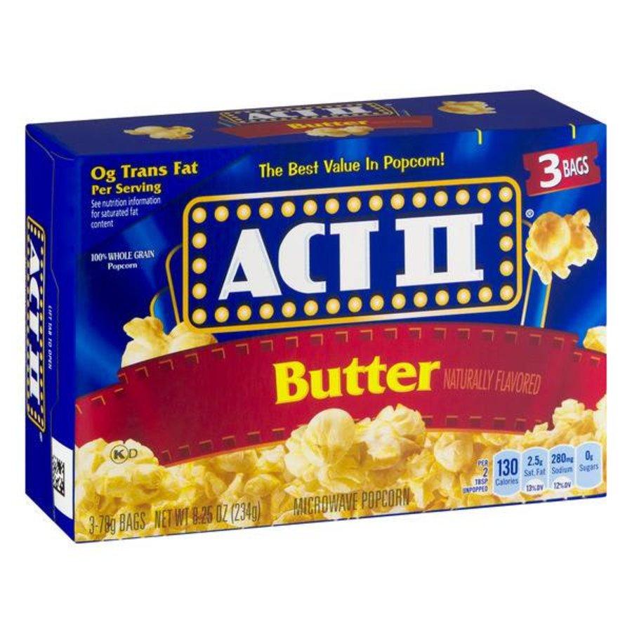 Butter Popcorn, 234g