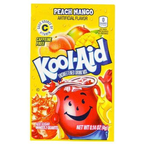 Kool Aid Kool Aid Peach Mango, 4g