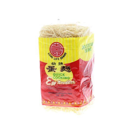 Long Life Brand Quick Cooking Egg Noodles, 500g