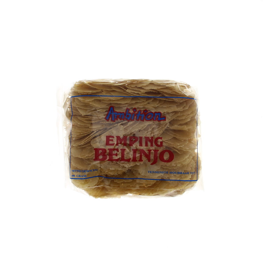 Emping Belinjo, 400
