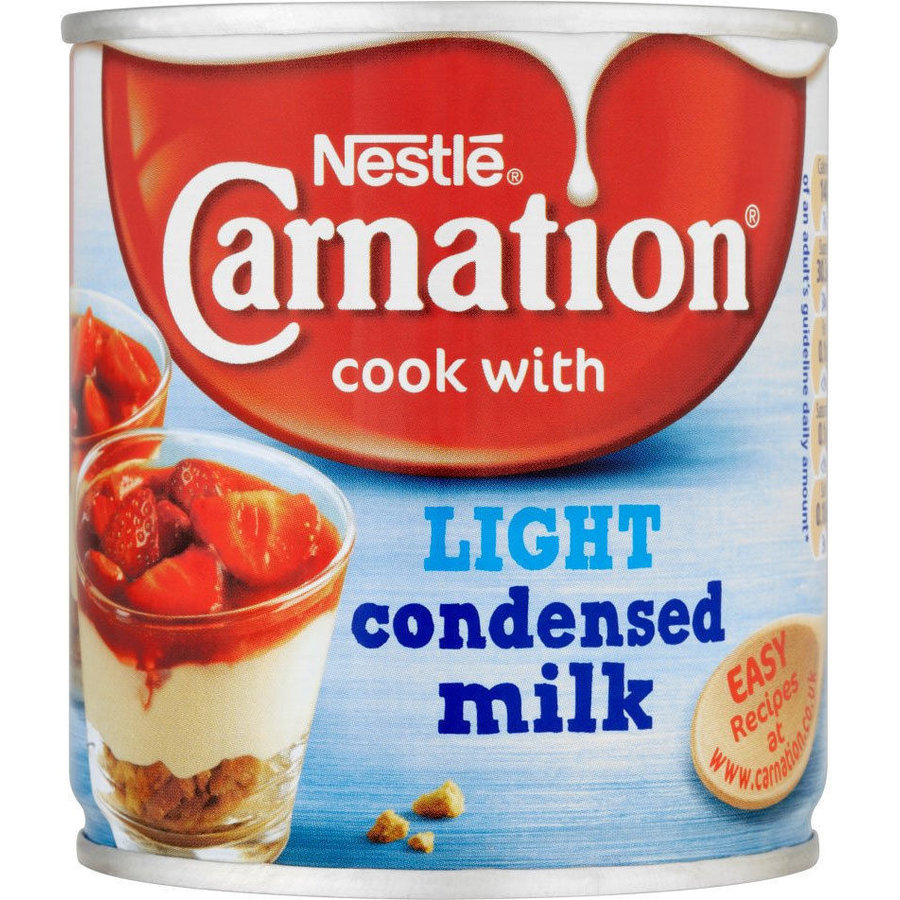 Light Condensed Milk, 405g
