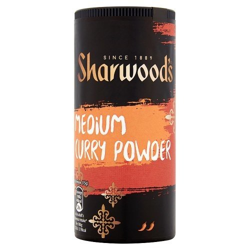 Sharwood's Medium Curry Powder, 102g
