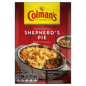 Colman's Shepherd's Pie Mix, 50g