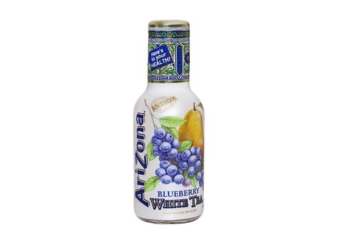 Blueberry White Tea, 500ml