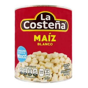 La Costena Maiz Blanco, 3kg