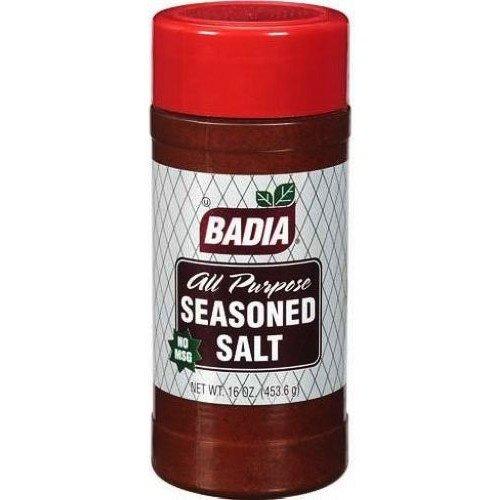 Badia Seasoned Salt, 453g