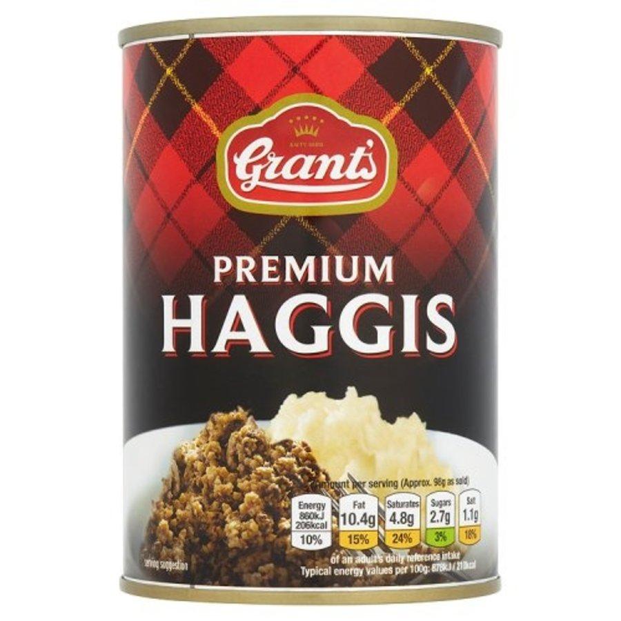 Grant's Premium Haggis, 392g
