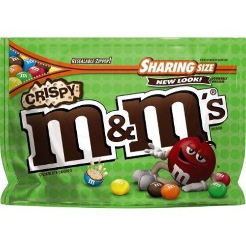 M&M Crispy, 268g