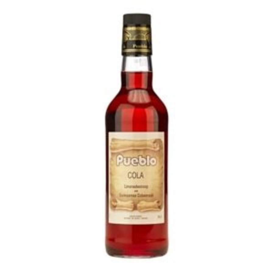 Surinam Cola Syrup, 500ml
