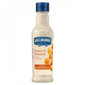 Hellmann's Honey Mustard Dressing, 210ml