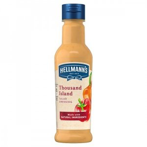 Hellmann's Thousand Island Dressing, 210ml THT 26-07-21
