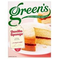 Vanilla Sponge Cake Mix, 221g