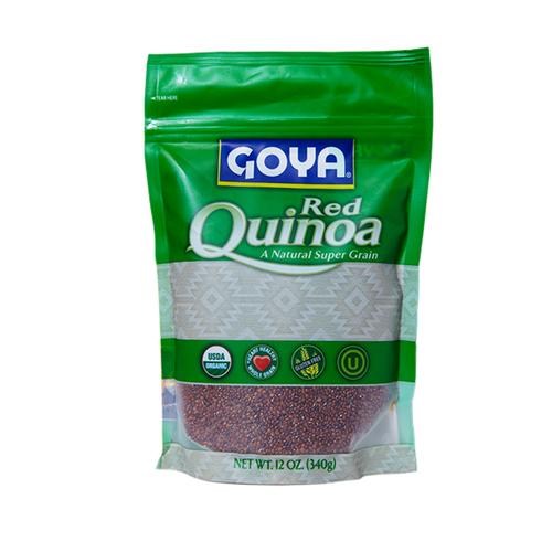 Goya Organic Red Quinua, 340g