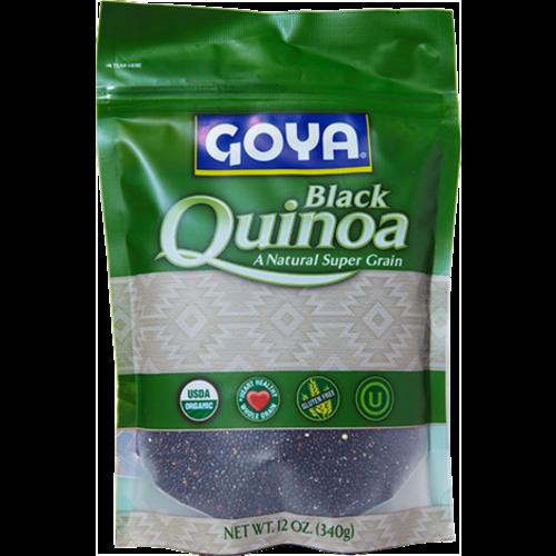 Goya Organic Black Quinua, 340g