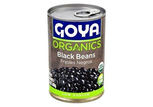 Goya Goya Organic Black Beans, 439g