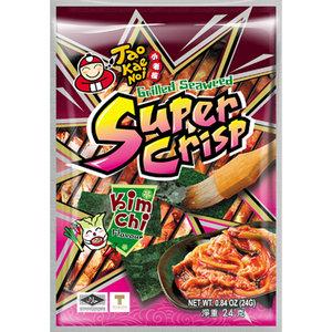 Tao Kae Noi Super Crisp Kimchi Flavor, 24g
