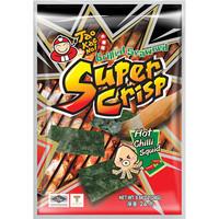 Super Crisp Hot Chilli Squid, 24g