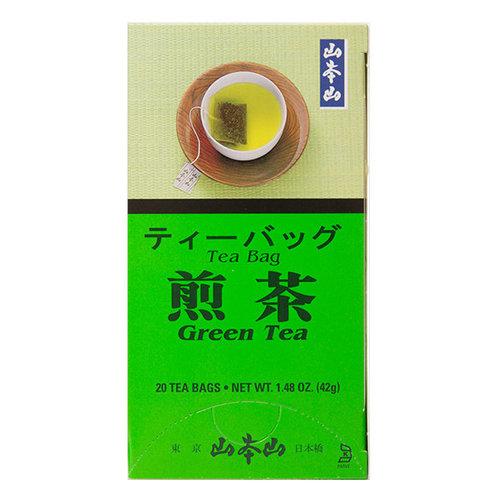 Yamamoto Sencha Teabags, 20st