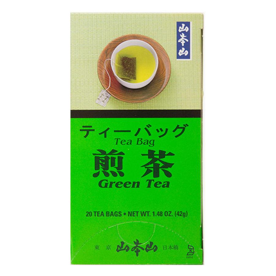 Sencha Teabags, 20st