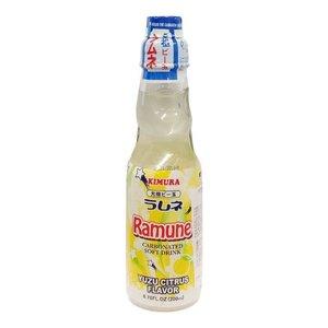 Kimura Ramune Yuzu Flavor, 200ml