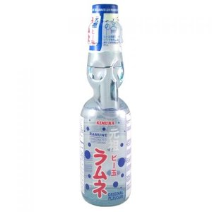 Kimura Ramune Original Flavor, 200ml
