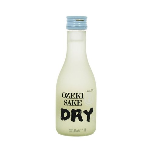 Ozeki Junmai Dry Sake, 180ml