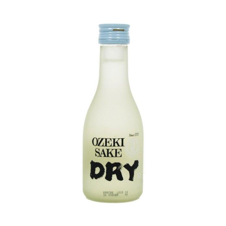 Junmai Dry Sake, 180ml