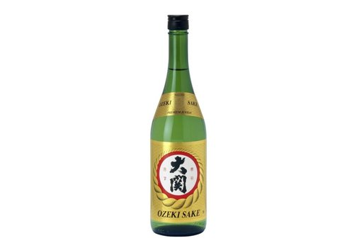 Ozeki Junmai Sake, 375ml