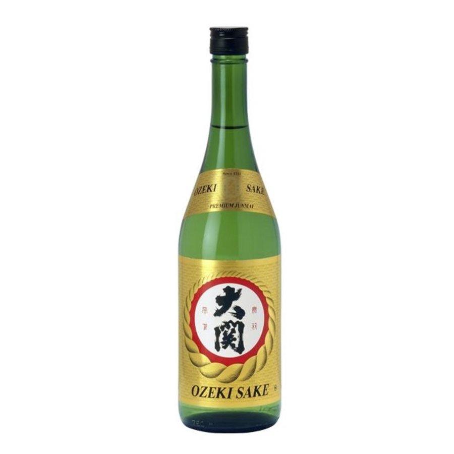 Junmai Sake, 375ml