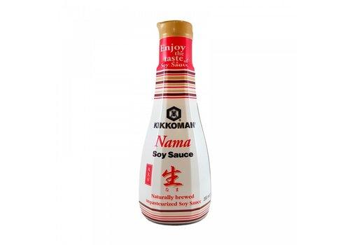 Kikkoman Nama Raw Soy Sauce, 200ml