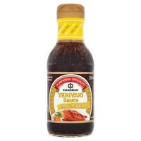 Teriyaki Sauce with Toasted Sesame, 250ml