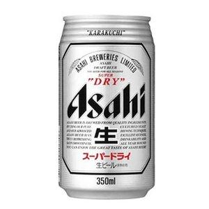 Asahi Super Dry Blik, 350ml