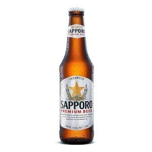 Sapporo Premium Beer, 330ml