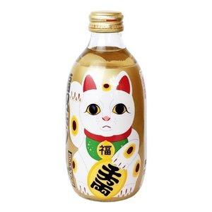 Kimura Fukumaneki Honey Soda, 300ml