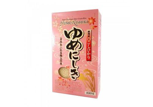 JFC Yume Nishiki Rice, 1kg