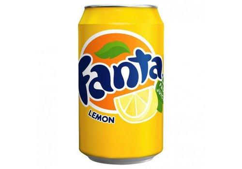 Fanta Fanta Lemon, 330ml
