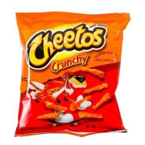 Frito Lay Cheetos Crunchy, 35g