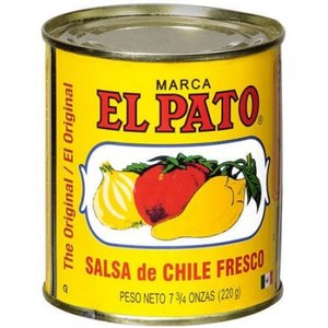 El Pato Salsa de Chile Fresco, 225g