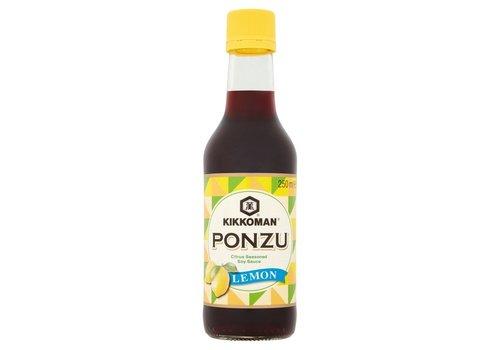 Kikkoman Ponzu Citrus Soy Sauce, 250ml