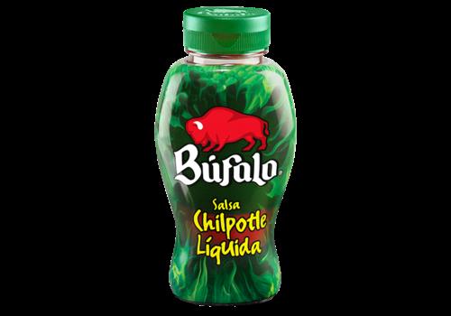 Bufalo Salsa Chipotle Liquida, 260g