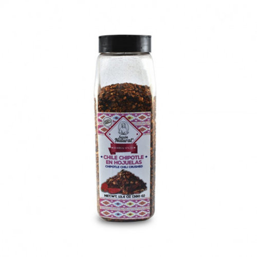 Sazon Natural Chipotle Chili Crushed, 380g