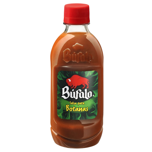 Bufalo Salsa Para Botanas, 380g