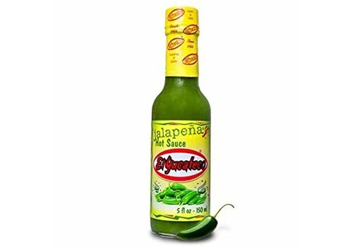 El Yucateco Salsa Jalapena, 150ml